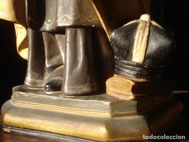 Arte: ANTIGUA SANTA TERESA DE JESUS DOCTORA DE LA IGLESIA - Foto 3 - 147449902
