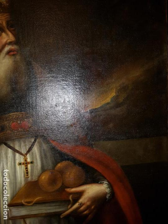Arte: OLEO SOBRE LIENZO. SIGLO XVII-XVIII.GRANDE - Foto 9 - 147858350