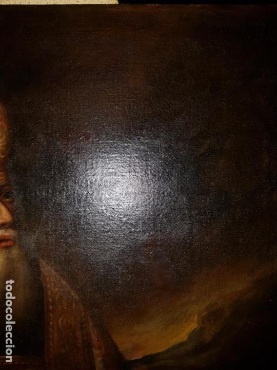 Arte: OLEO SOBRE LIENZO. SIGLO XVII-XVIII.GRANDE - Foto 14 - 147858350