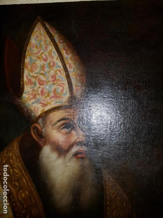 Arte: OLEO SOBRE LIENZO. SIGLO XVII-XVIII.GRANDE - Foto 15 - 147858350