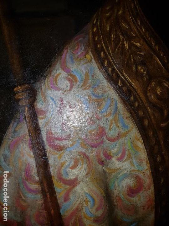 Arte: OLEO SOBRE LIENZO. SIGLO XVII-XVIII.GRANDE - Foto 18 - 147858350