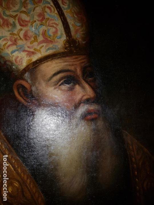 Arte: OLEO SOBRE LIENZO. SIGLO XVII-XVIII.GRANDE - Foto 19 - 147858350