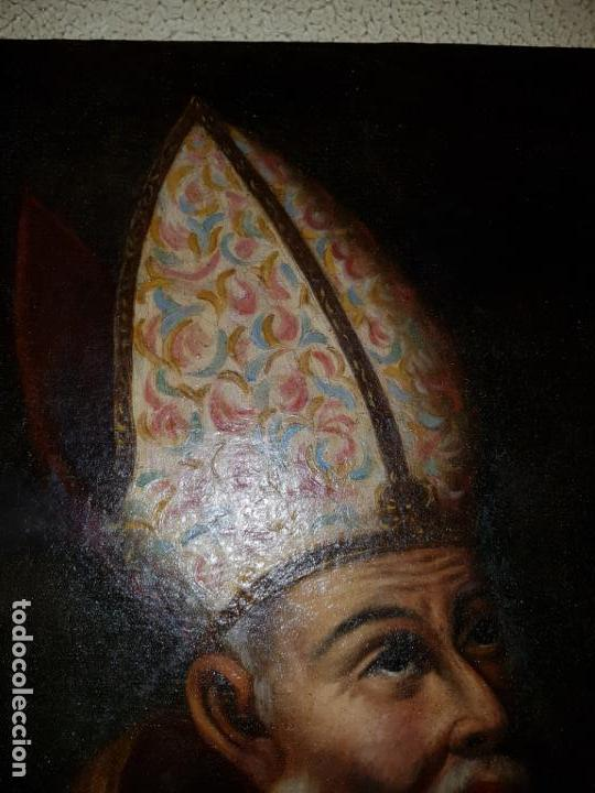 Arte: OLEO SOBRE LIENZO. SIGLO XVII-XVIII.GRANDE - Foto 20 - 147858350