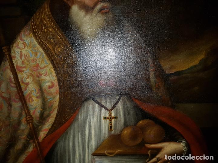 Arte: OLEO SOBRE LIENZO. SIGLO XVII-XVIII.GRANDE - Foto 24 - 147858350