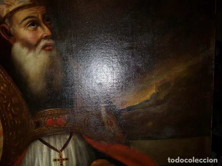 Arte: OLEO SOBRE LIENZO. SIGLO XVII-XVIII.GRANDE - Foto 25 - 147858350