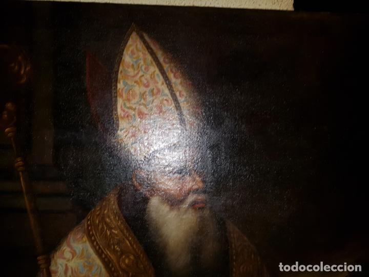 Arte: OLEO SOBRE LIENZO. SIGLO XVII-XVIII.GRANDE - Foto 26 - 147858350