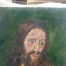Arte: RETRATO JESUCRISTO (OBRA DE CHRISTIANERMO ). Lote 147951102