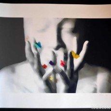 Arte: EMO RAPHIEL ASTORIA, SUEÑO EN COLOR, FIRMADO A MANO. CERTIFICADO. Lote 148048510