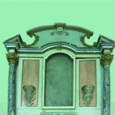 Arte: ALTAR BARROCO DE 1690-1750 PARA IGLESIA. Lote 148179034