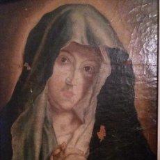 Arte: VIRGEN S XVIII. Lote 146028802