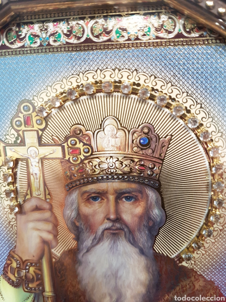 Arte: Icono San Nicolás. Ucrania (Kiev) - Foto 9 - 148599322