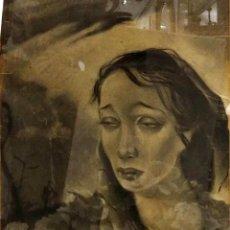 Arte: -ESPECTACULAR DIBUJO JOSÉ MANUEL CAPULETTI. Lote 148771486