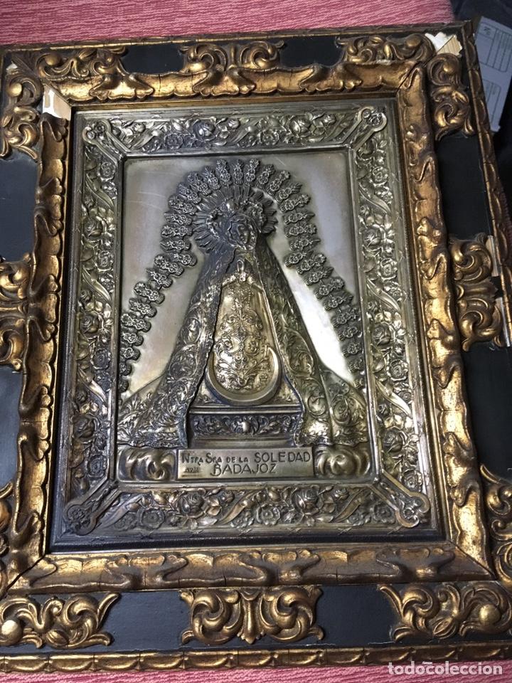Arte: Cuadro de la Virgen de la Soledad - Foto 2 - 149543842