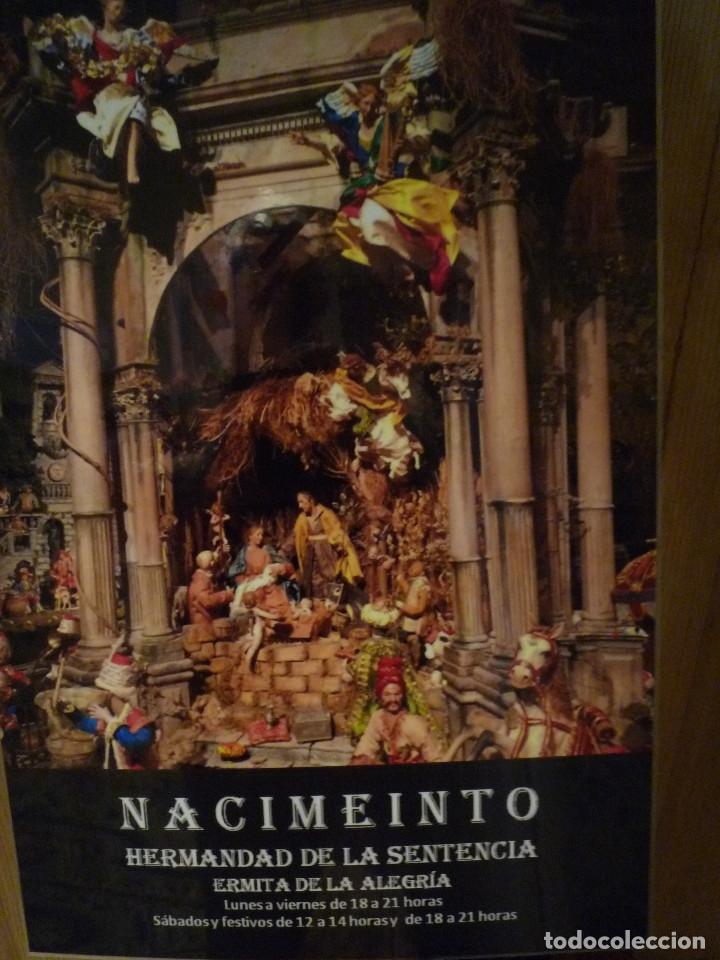 Arte: Nacimiento napolitano, precioso tabernaculo del s. XVIII para belen napolitano,Rebajado de 5000 eur - Foto 23 - 103977115