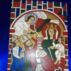 Arte: TRABAJO MADERA-NACIMIENTO DE JESÚS.MUY BUEN ESTADO-VER FOTOS. Lote 149762886