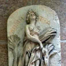 Arte: MUSEO GRIEGO COPIA ESCULTURA MITOLOGIA GRIEGA DE PETER SAVADIS HAND. Lote 149850234