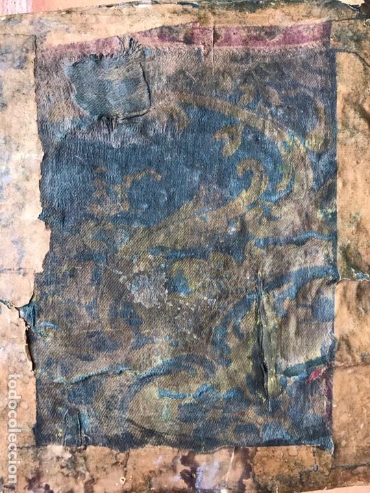 Arte: Icono Etíope, diptico , siglo XVII. Tempera sobre madera. - Foto 8 - 149990069