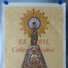 Arte: NUESTRA SEÑORA DEL PILAR, I.G. VILADOT, BARCELONA. Lote 150262450