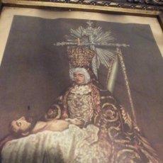 Arte: VIRGEN DE LAS ANGUSTIAS.. Lote 150300486