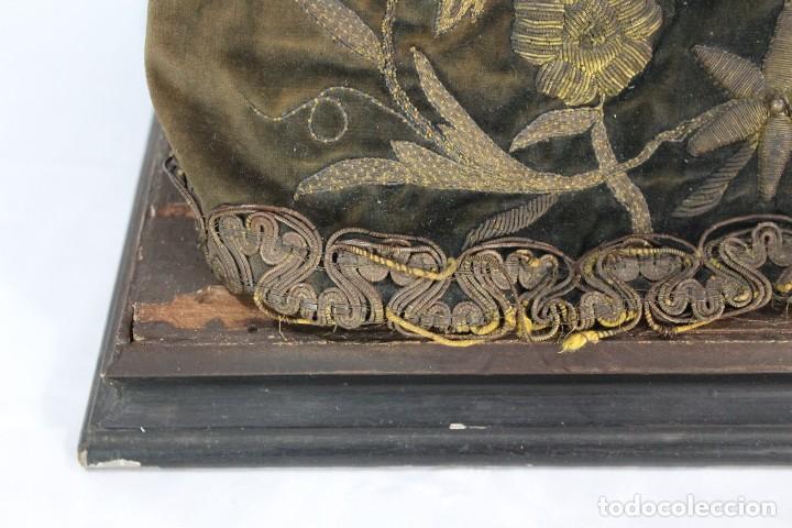 Arte: Virgen Dolores Dolorosa capipota gran medida años 1800 talla de madera 68 cm, articulada - Foto 13 - 150745434