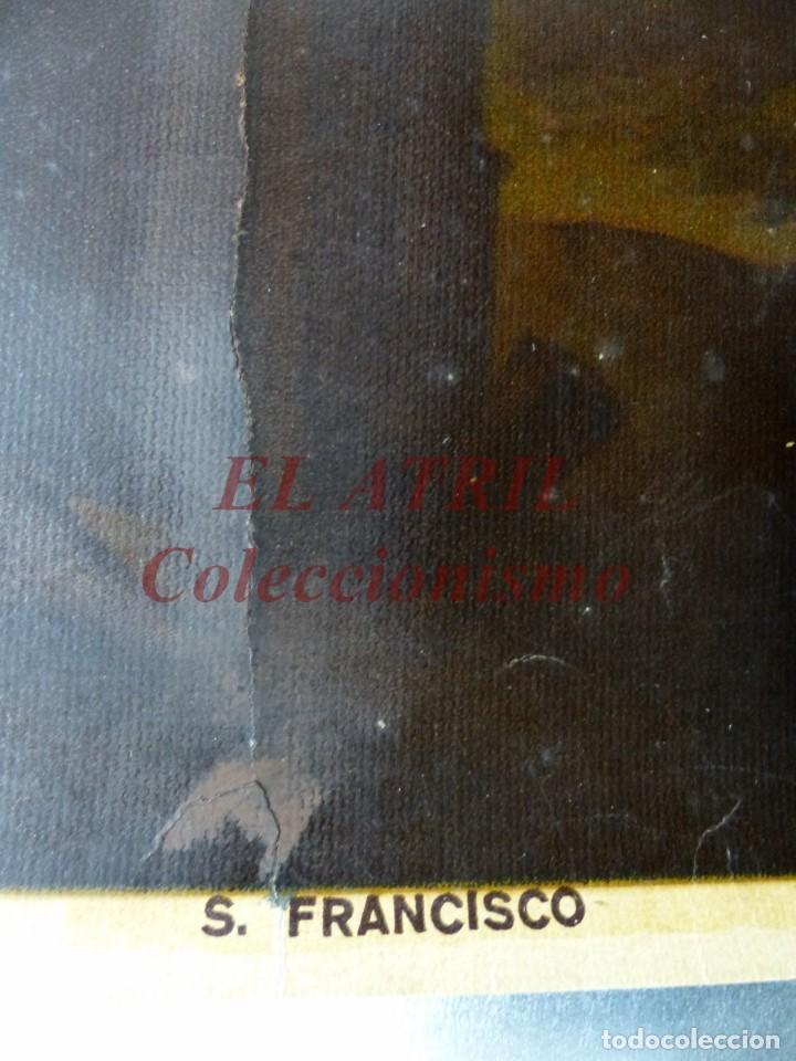 Arte: SAN FRANCISCO - ANTIGUA LITOGRAFIA - KFZ PRINTED IN SWITZERLAND - Foto 4 - 150768170
