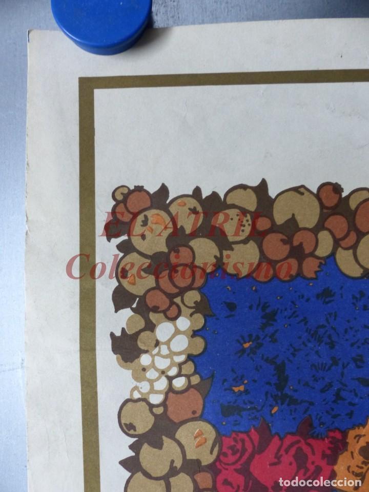 Arte: CINCUENTENARIO CORONACION PONTIFICA DE LA VIRGEN DE LOS DESAMPARADOS - VALENCIA - AÑO 1973 - Foto 5 - 150772550