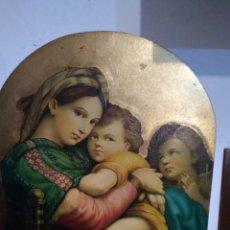 Arte: CUADRO RELIGIOSOS. Lote 150834321