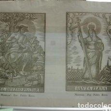 Arte - EL DIVINO PASTOR MANRESA - SANTA ELENA POR PABLO ROCA - 151216430