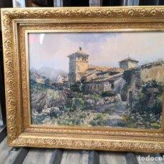 Arte: ACUARELA PINTOR PASTOR CALPENA . Lote 151448918