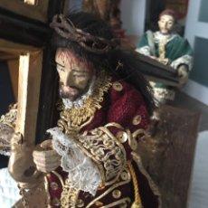 Arte: TRONO , EL ABUELO (JAEN). Lote 151635245