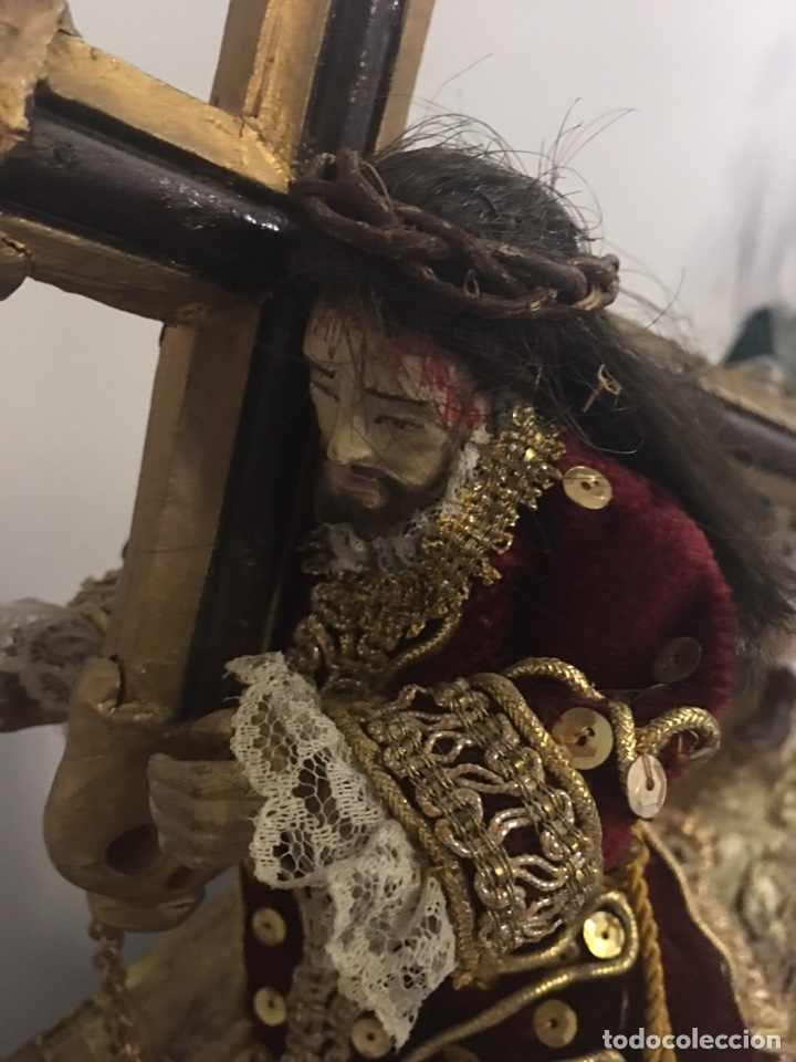 Arte: Trono , EL ABUELO (JAEN) - Foto 3 - 151635245