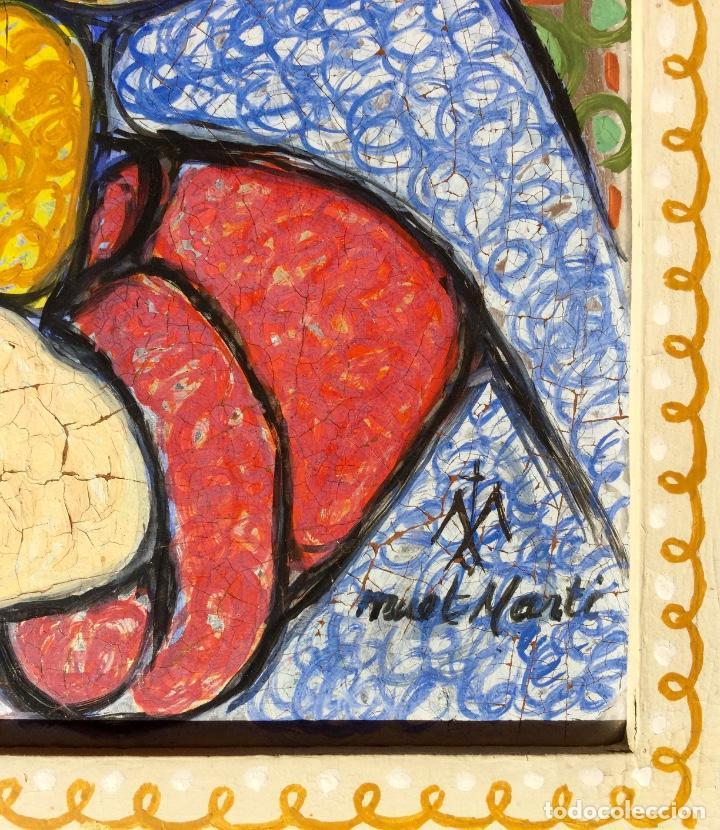 Arte: JOSÉ MARÍA NUET MARTÍ (Barcelona 1914-1998) Obra de temática religiosa del pintor y escultor - Foto 9 - 151656154