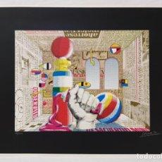 Arte: ALBERTO SONSOLA PINTOR, DE 1976. Lote 151719298