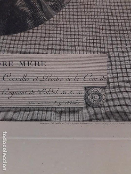 Arte: Grabado francés S. XVIII - Foto 5 - 152198378