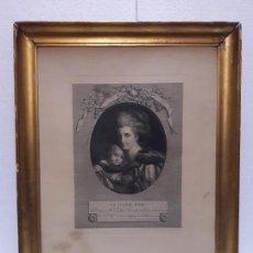 Arte: GRABADO FRANCÉS S. XVIII. Lote 152198378