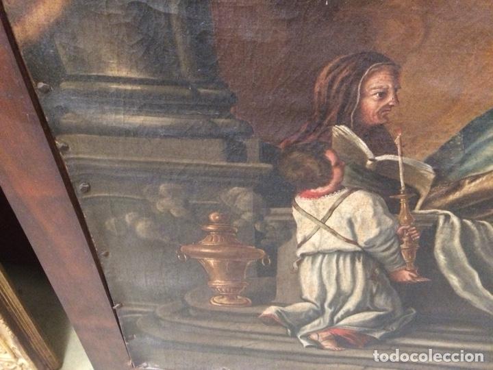 Arte: OLEO ESCUELA FLAMENCA S.XVIII. - Foto 4 - 112758995