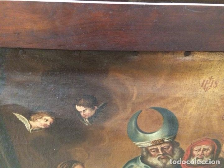 Arte: OLEO ESCUELA FLAMENCA S.XVIII. - Foto 9 - 112758995