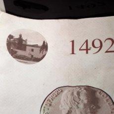 Arte: COLECCION DE 9 LITOGRAFIAS DE IMAGENES DE HUELVA REALIZADAS ENTRE LOS AÑOS 1892 - 1992 DR JOHANNES R. Lote 152333278