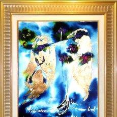 Arte: HAHAEL, SER DE LUZ.. Lote 152454774