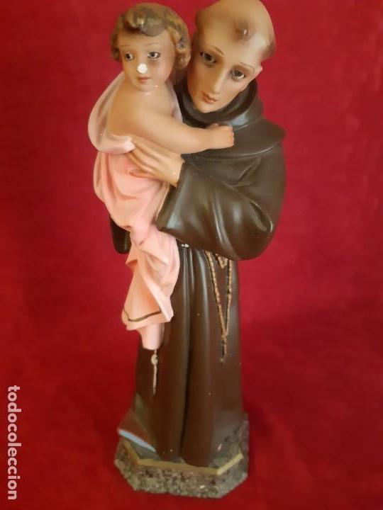 ANTIGUO SAN ANTONIO ESTILO OLOT (Arte - Arte Religioso - Escultura)