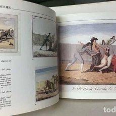 Arte: EL SIGLO DE ORO DE LAS TAUROMAQUIAS. (ESTAMPAS TAURINAS 1750- 1868) CARRETE PARRONDO, JESUSA VEGA, . Lote 152845866