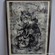 Arte: GRABADO DE MODEST RODRÍGUEZ CRUELLS.. Lote 152969730