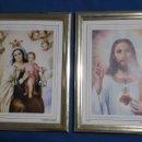 Arte: LOTE DE 2 CUADROS. Lote 153113104