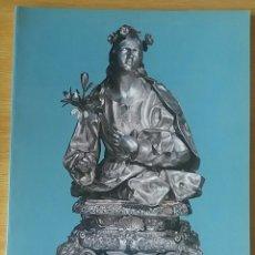 Arte: PLATERÍA EN LA CATEDRAL DE SEVILLA. UIMP, 1989.. Lote 153179137