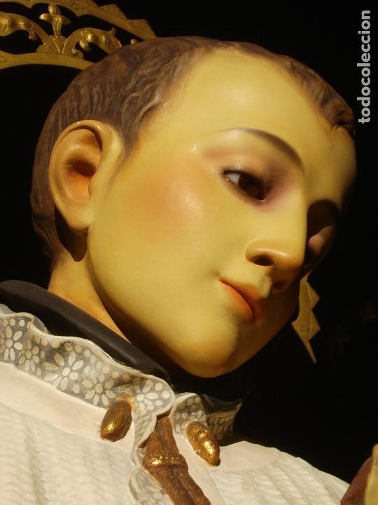Arte: MAGNIFICO SANTO PARA PROCESION GRANDES MEDIDAS - Foto 3 - 151464798