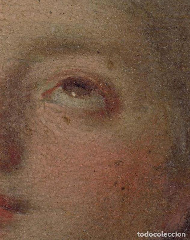 Arte: FRANCESCO DE MURA (ITALIAN, 1696 - 1782) Vergine Immacolata oil on copper Virgen Inmaculada - Foto 5 - 153659170