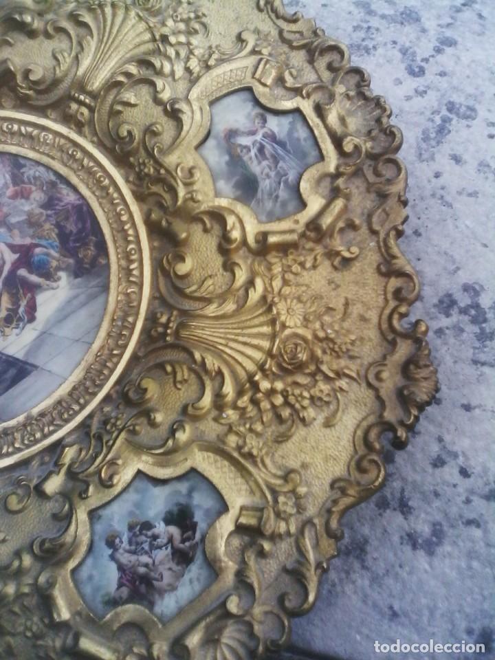 Arte: ORNAMENTO - SERAFINES - QUERUBINES . - Foto 3 - 154101478