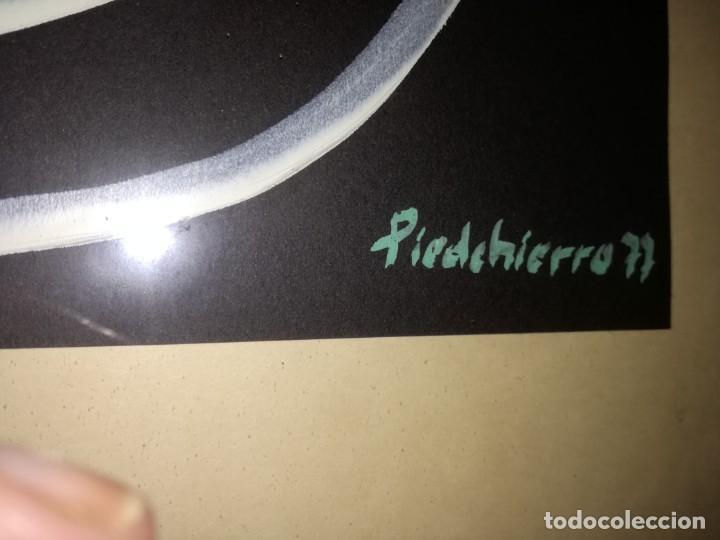 Arte: Pintura original de Pedrodelhierro - Foto 3 - 155482558