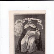 Arte: LITOGRAFIA S.XIX SAN VICENTE MARTIR- DE ANTONIO PASCUAL Y ABAD. VALENCIA. Lote 155697718