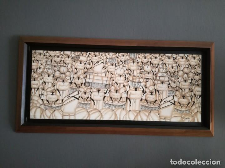 ORIGINAL PINTURA (Arte - Arte Religioso - Pintura Religiosa - Otros)